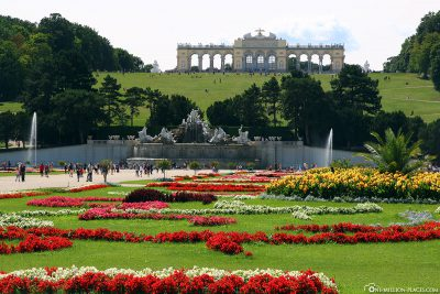 Der Schönbrunner Schlosspark