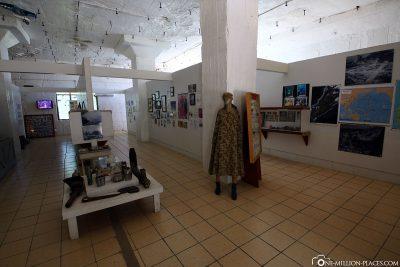 Das Museum auf Peleliu