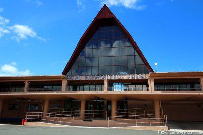 Der Palau International Airport