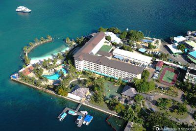 Das Royal Resort in Palau