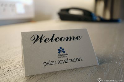 Welcome to Palau Royal Resort