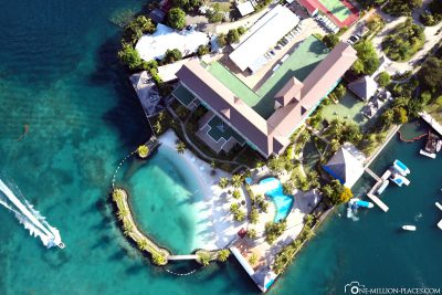 The Royal Resort in Palau