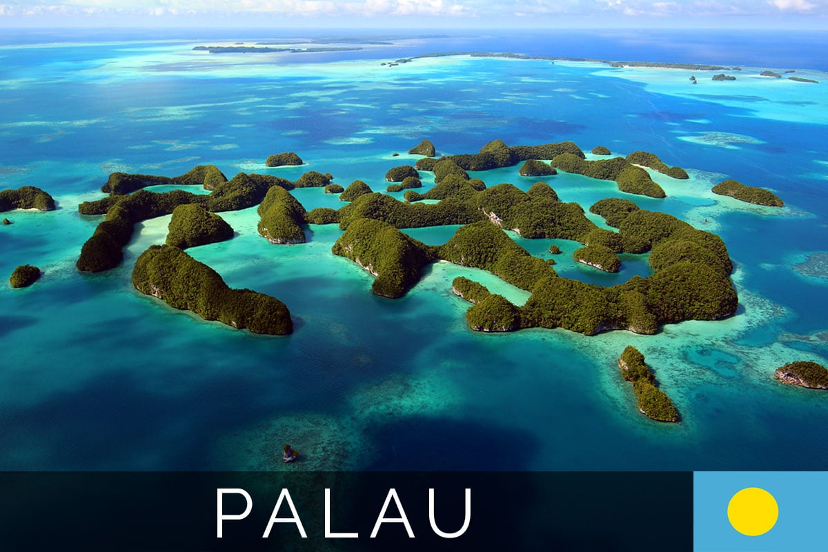 Palau round-trip cover photo