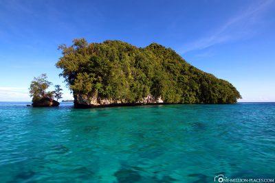 The Limestone Islands