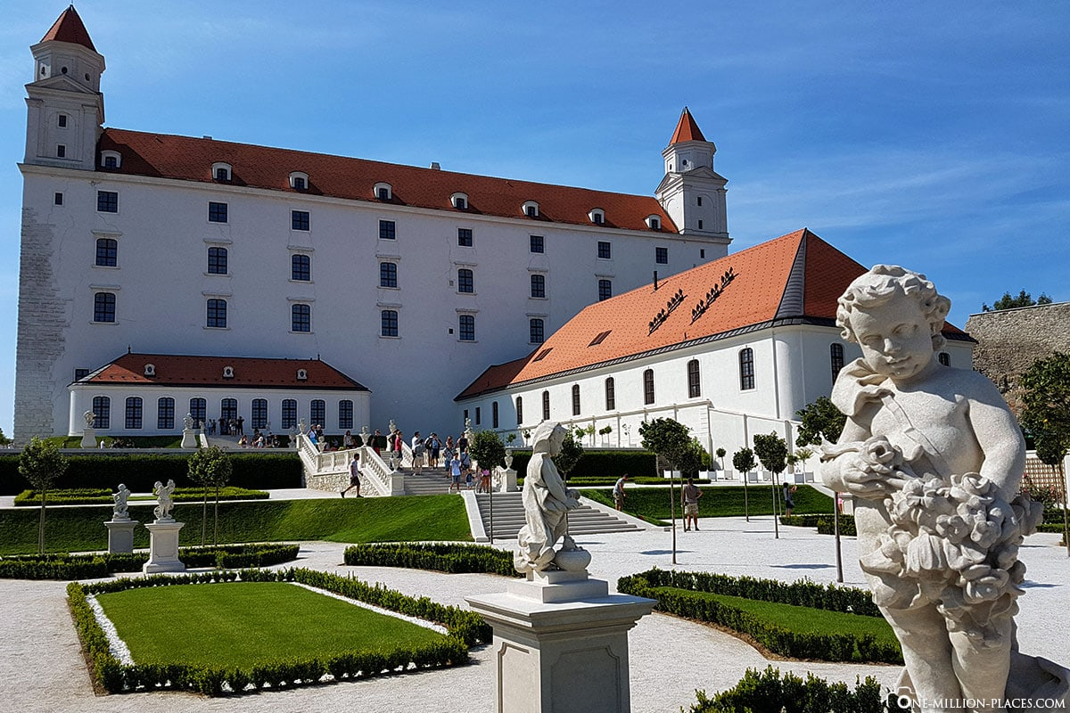 Bratislava Castle, Bratislava, Attractions, Slovakia, Things to do, Attractions, Top 10