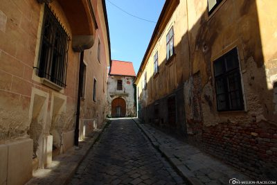 The Old Town of Bratislava
