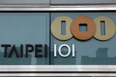 Eingang zum Teipei 101