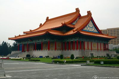 The National Concert Hall of Taipei