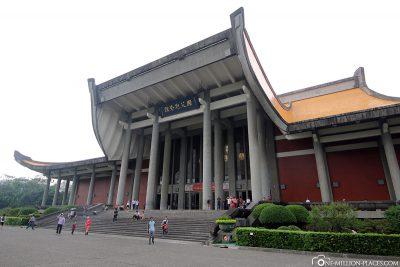 Die Sun-Yat-sen Gedächtnishalle