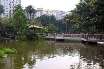 Der Zhongshan Park