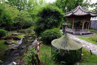 The Zhishan Garden