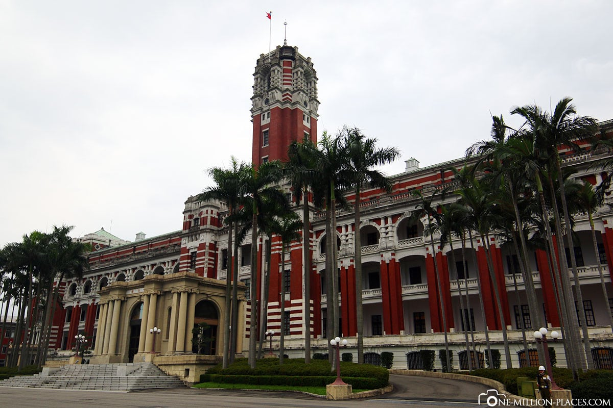 Presidential Palace, Taipei, Taiwan, Attractions, On Your Own, Travelreport