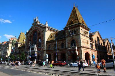 The large market hall Nagy V'srcsarnok
