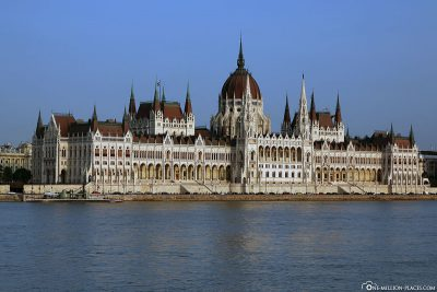 View of Parliament from the North