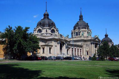 The Széchenyi Bath