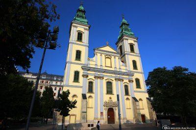 The Inner City Parish Church