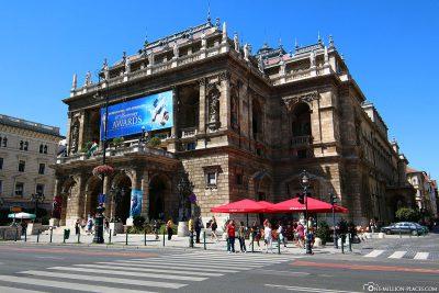 The Hungarian State Opera