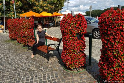 The artist village of Szentendre