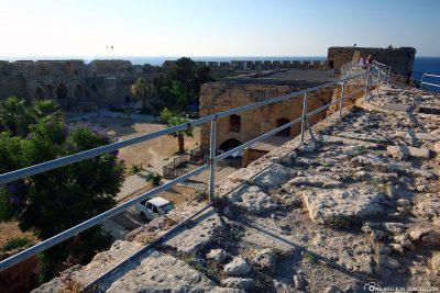 Die Festung Kyrenia