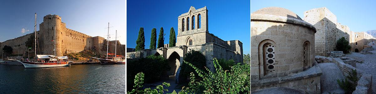 Kyrenia Girne Sehenswürdigkeiten Headerbild