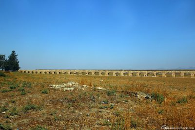 Das Aquädukt Arif Pasha