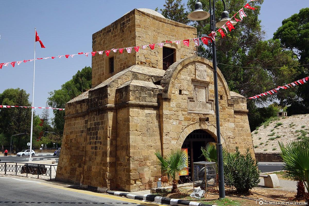 Nikosia, Zypern, Sehenswürdigkeiten, Kyrenia Gate, Stadttor