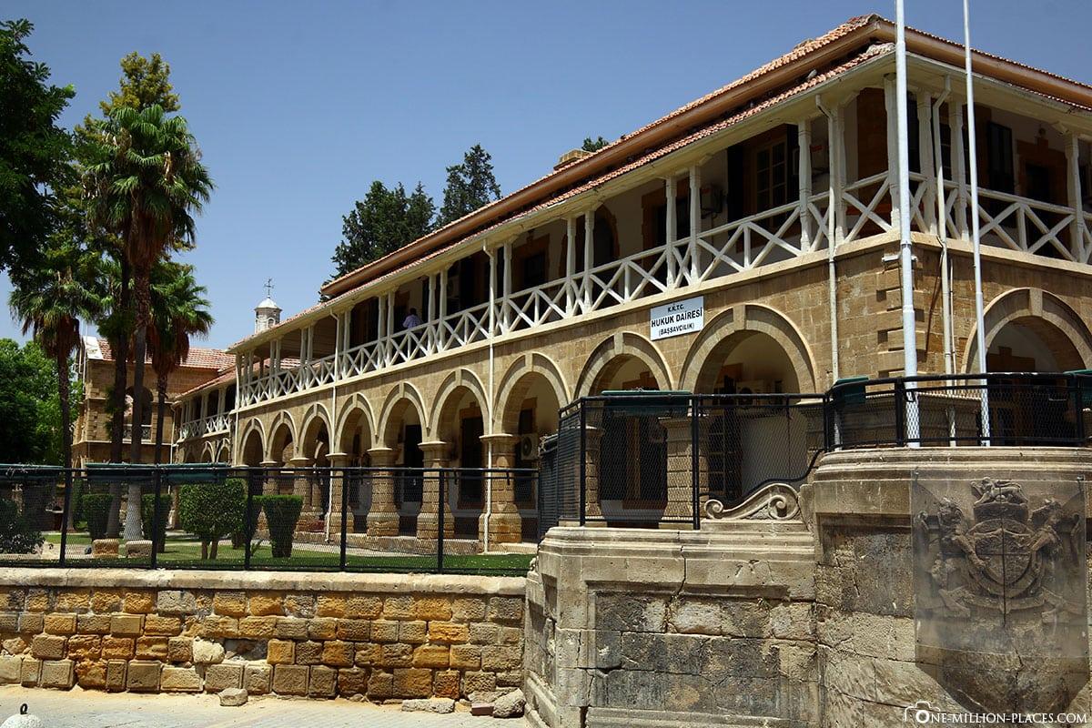Nikosia, Zypern, Sehenswürdigkeiten, Gerichtshof