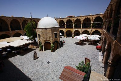 The caravanserai Büyük Han
