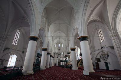 Die Selimiye-Moschee