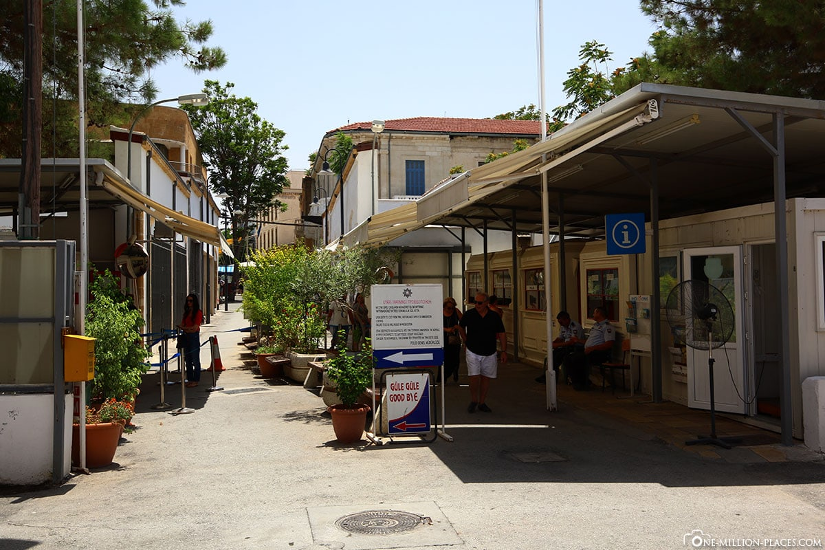 Nicosia, Attractions, Border Crossing