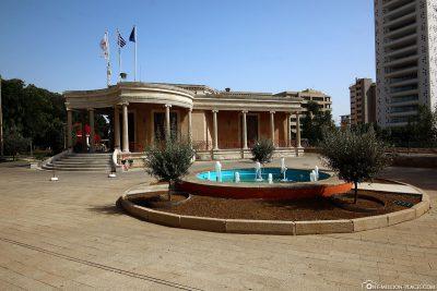 Das Rathaus von Nikosia