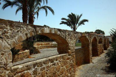 An old aqueduct