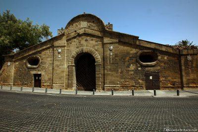 Das Famagusta Gate