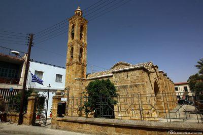 The Ayios Antonios Church