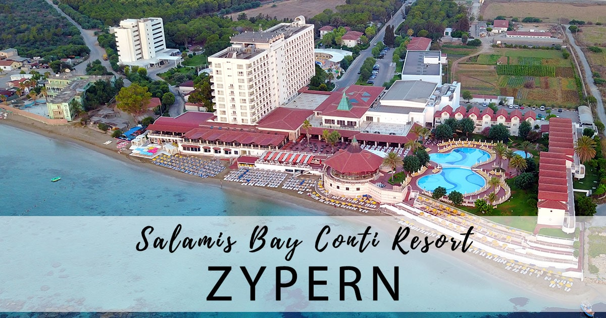 Salamis Bay Conti Resort Hotel & Casino Zypern
