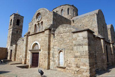 Das St. Barnabas Kloster