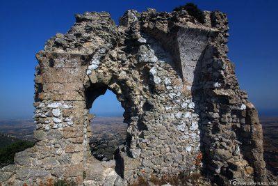 Die Burg Kantara