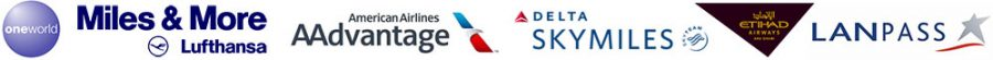 Flugpreise Vielfliegerprogramme