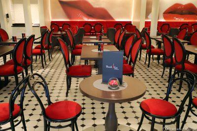 Die Brasserie French Kiss