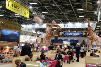ITB Berlin - Travel country Tanzania