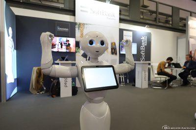 ITB Berlin - Robot Pepper