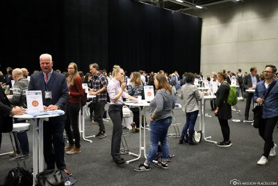 ITB Blogger Speed Dating 2018