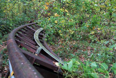 The Spreeblitz rails