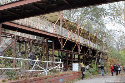 Bahnhof vom Spreeblitz