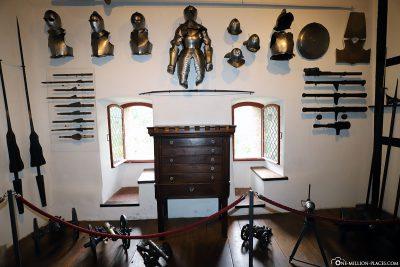 Die Waffenkammer