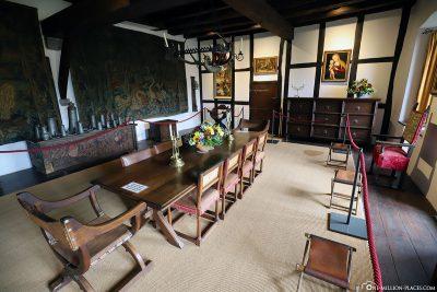 Der Wohnraum Rübenacher Untersaal