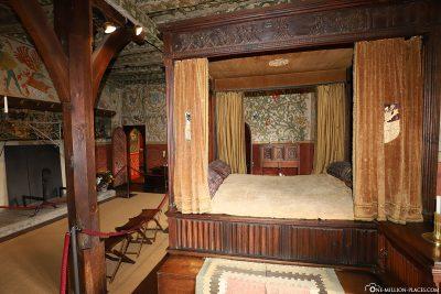 Das Schlafgemach Rübenacher Obersaal
