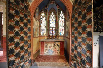 Gotischer Kapellenerker