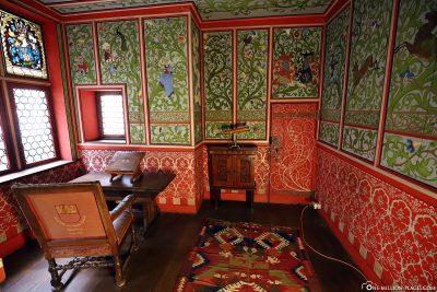Das Schreibzimmer