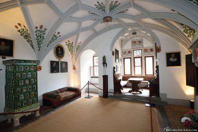 Der Fahnensaal